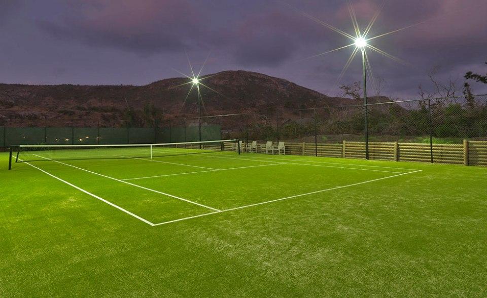 Lizard Island Tennis