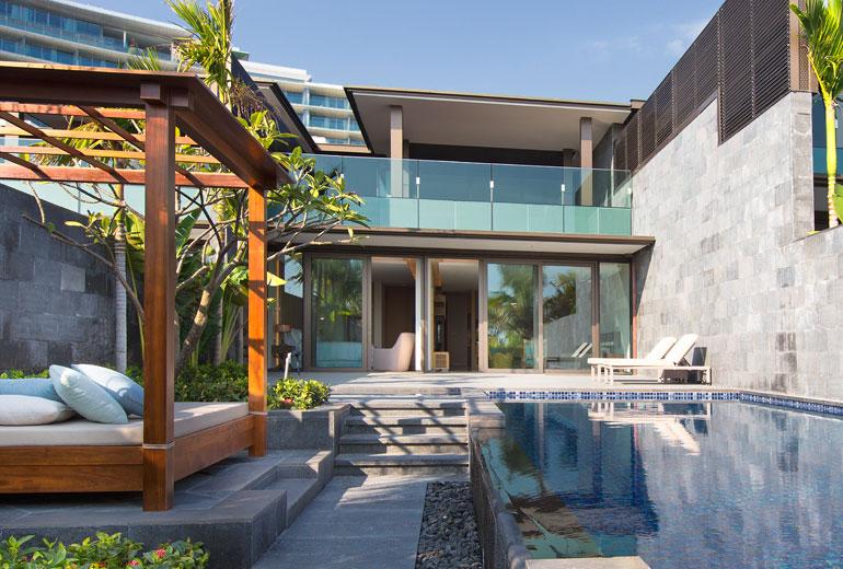 Westin Blue Bay Resort Villa