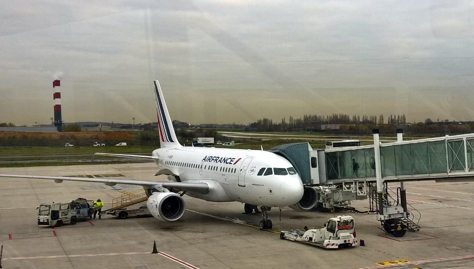 A319 (regional Economy) Air France