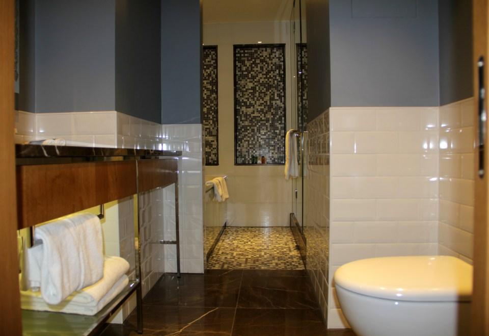 Hilton Rotterdam Junior Suite