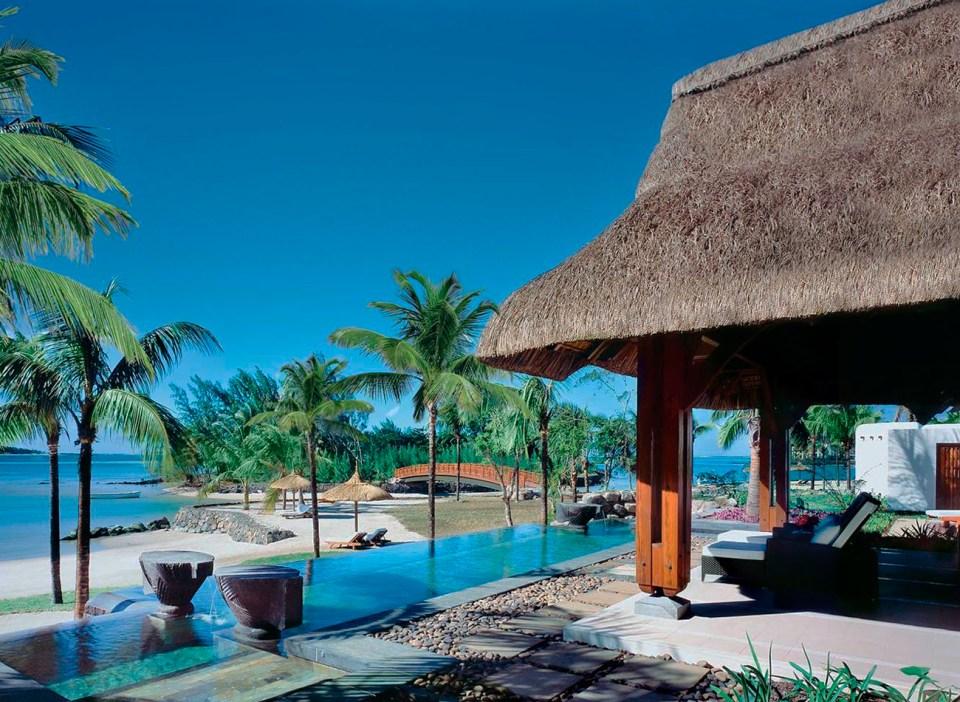 Shangri-La's Le Touessrok Beach Villa