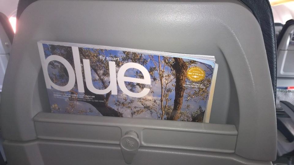 Aegean Airlines Magazine