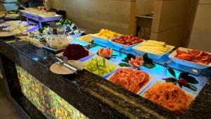 Gran Malia Palacio de Isora Breakfast