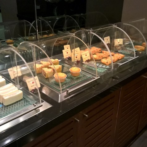 Thai Royal First Lounge Bangkok D Buffet