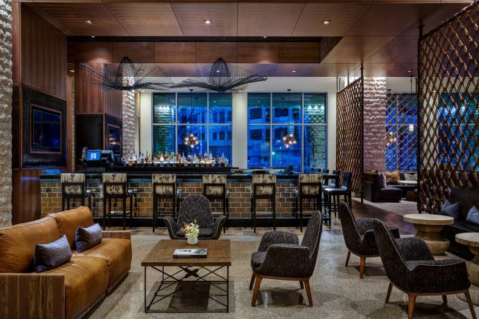 JW Marriott Austin Burger Bar