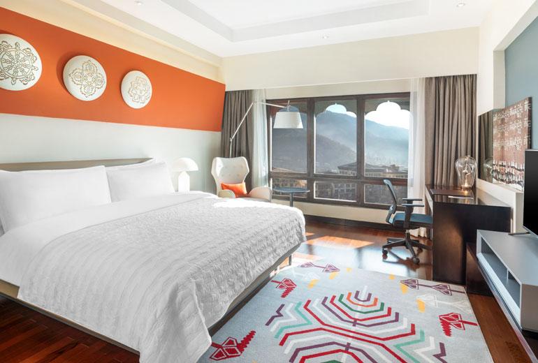 Le Méridien Thimphu Classic Room