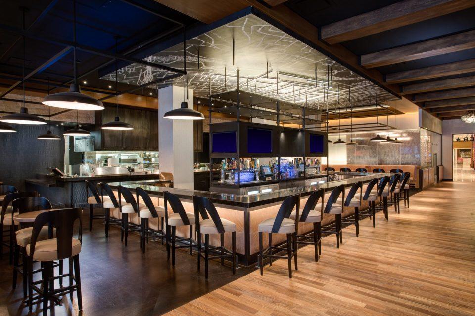 JW Marriott Austin Corner Restaurant
