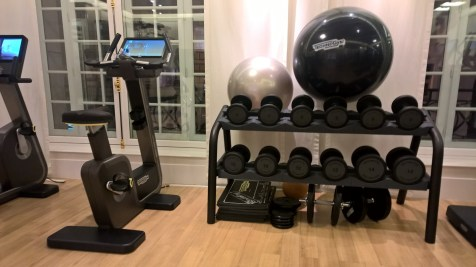 Le Bristol Paris Gym