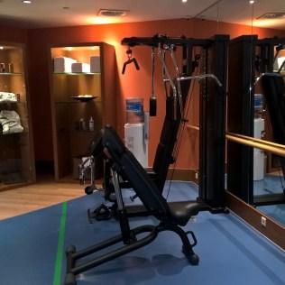 Sofitel Brussels Gym