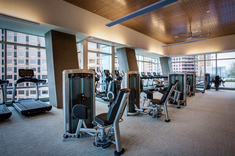 JW Marriott Austin Gym
