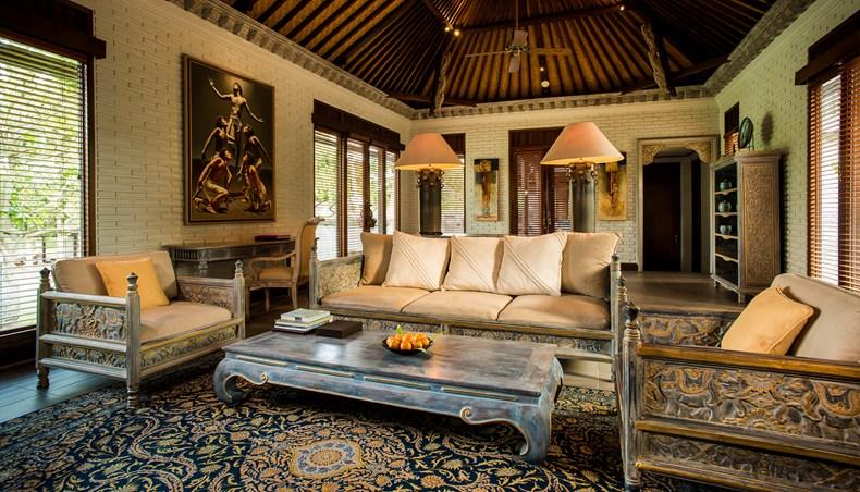 The Chedi Club Tanah Gajah Hadiprana Villa