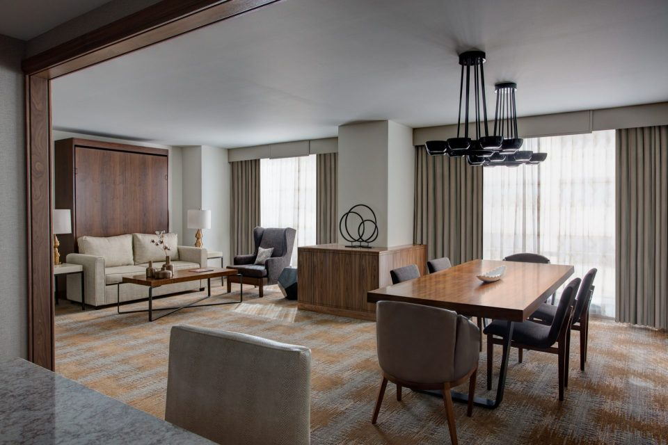 JW Marriott Austin Hospitality Suite