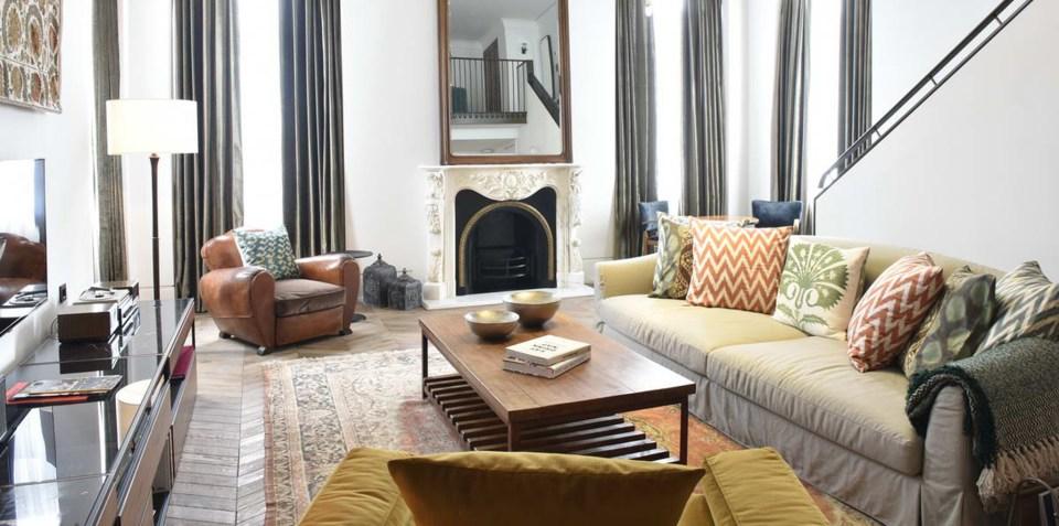 Soho House Istanbul Large Mezzanine Room