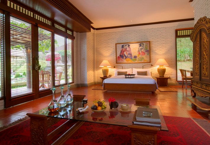 The Chedi Club Tanah Gajah One Bedroom Suite