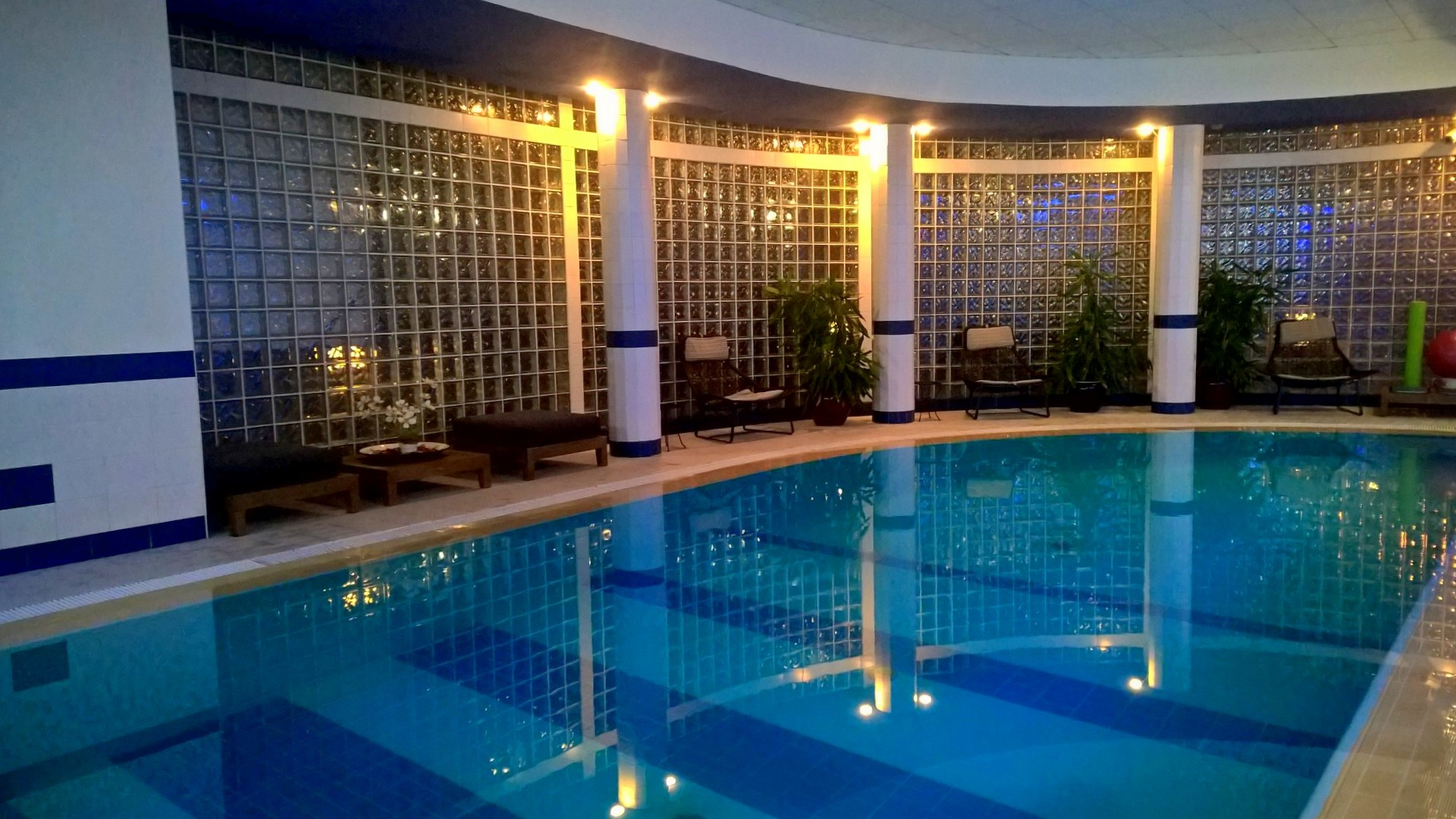 Athénée Palace Hilton Bucharest Pool