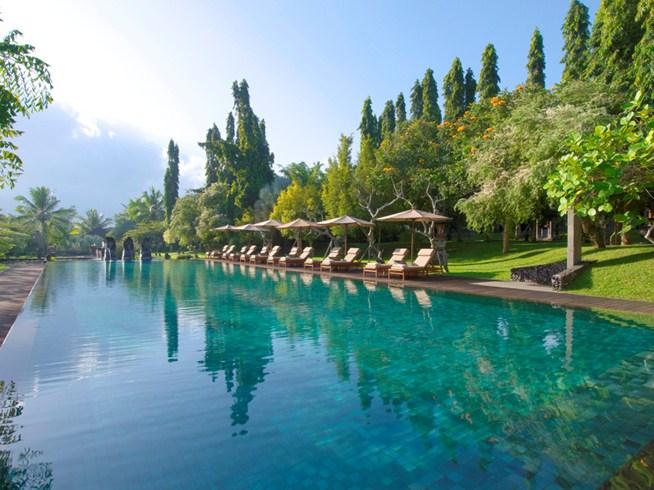 The Chedi Club Tanah Gajah Pool
