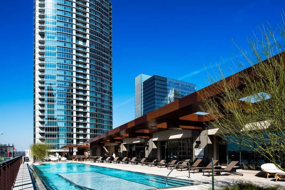 JW Marriott Austin Pool