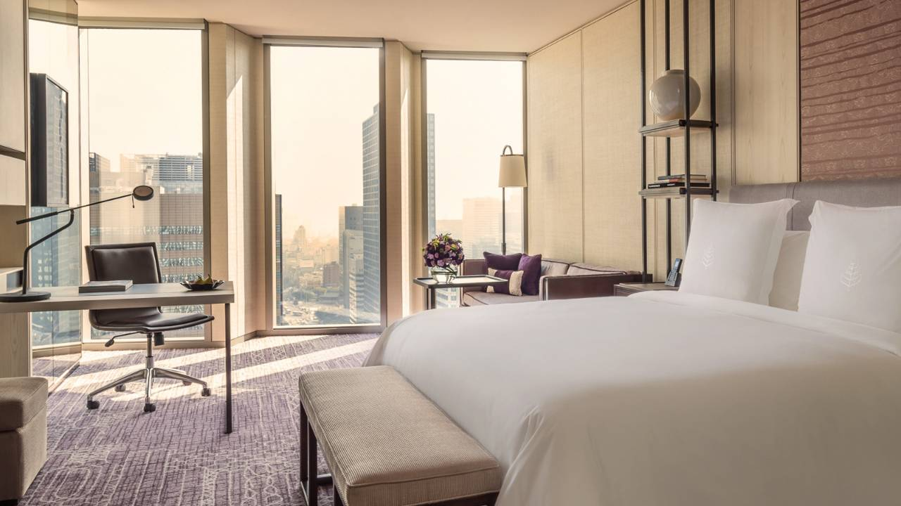Four Seasons Seoul Premier Room