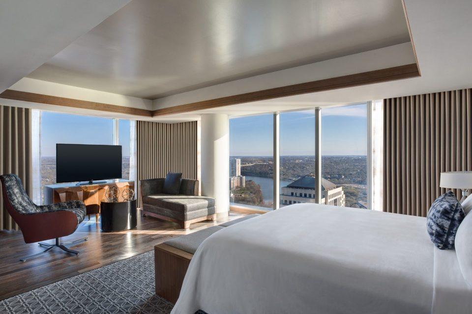 JW Marriott Austin Presidential Suite
