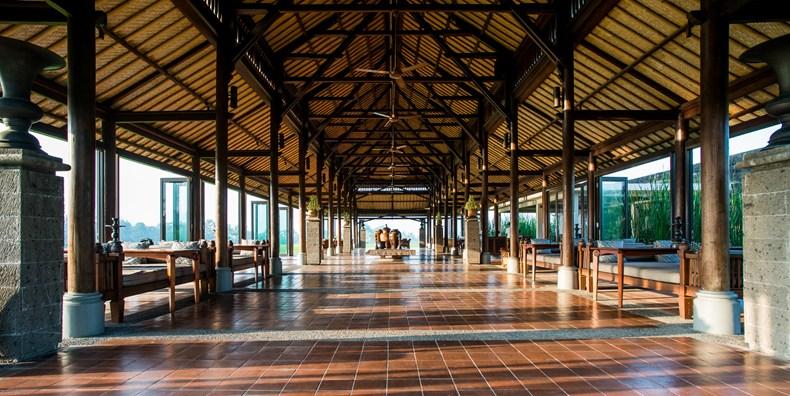 The Chedi Club Tanah Gajah The Restaurant