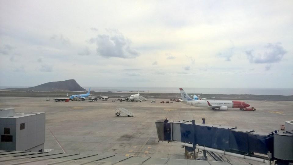 Sala VIP Montana Rojo Tenerife View