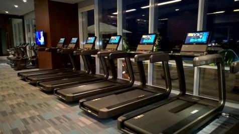 Shangri-La Bengaluru Gym