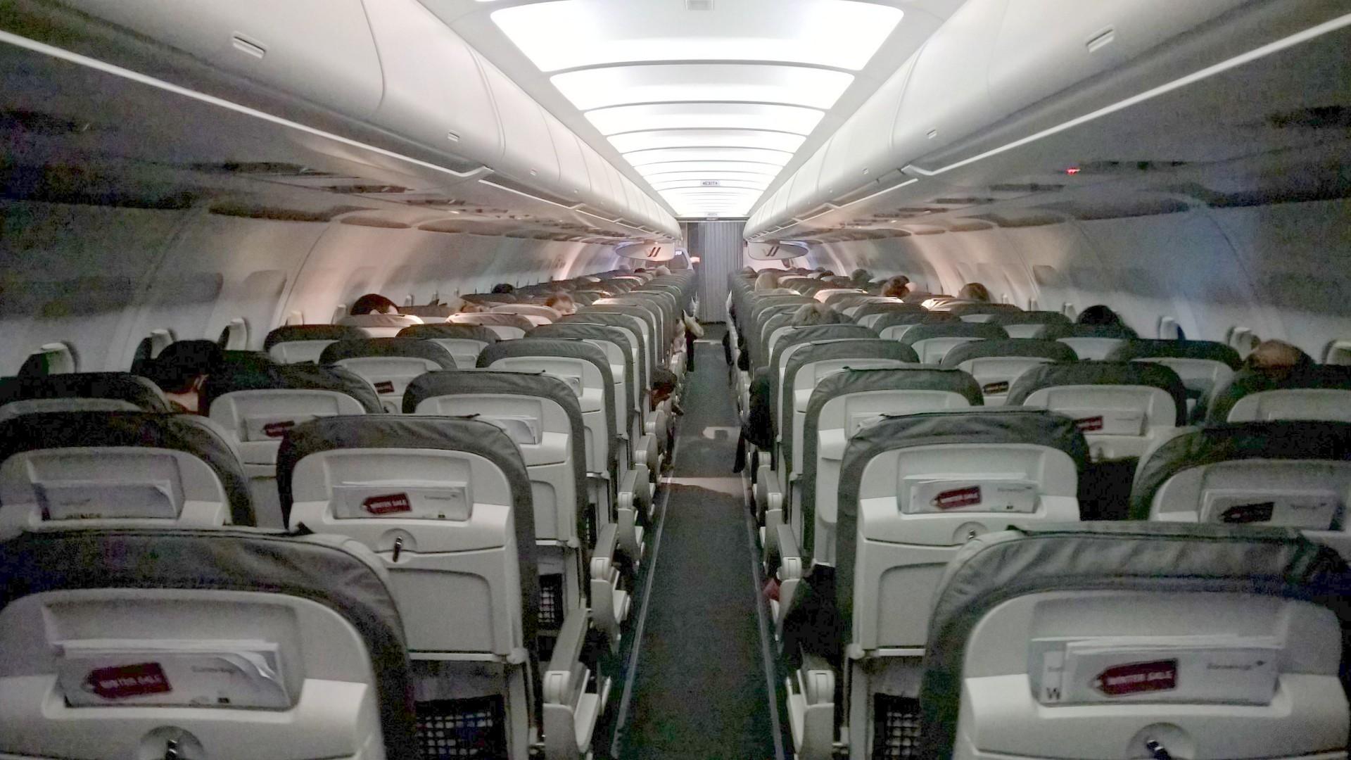 Eurowings A319