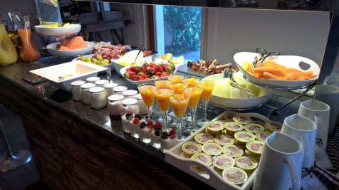 Gran Hotel La Florida Barcelona Breakfast