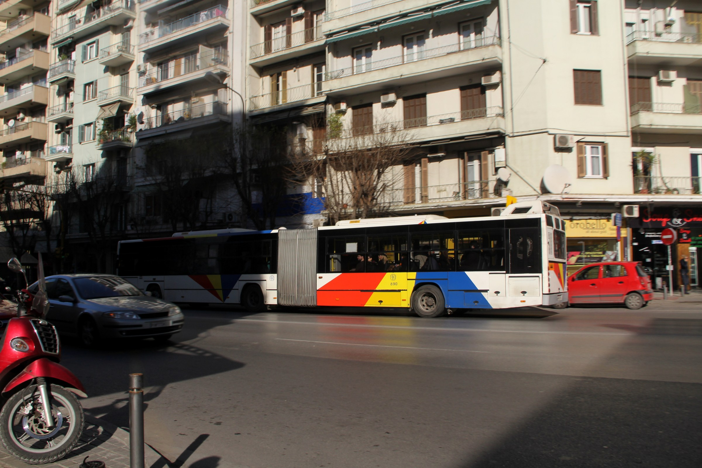 Bus Thessaloniki