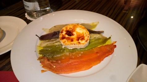 Gran Hotel La Florida Barcelona Dinner
