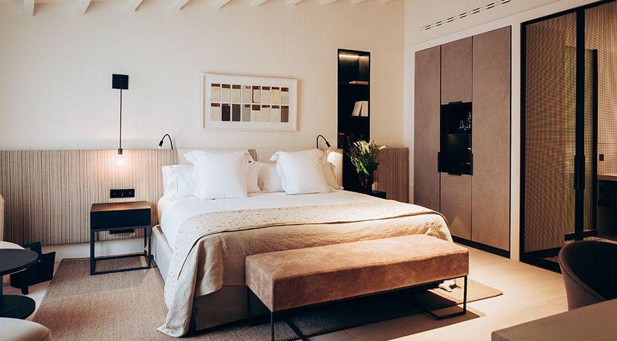 Sant Francesc Hotel Singular Mallorca Deluxe Room