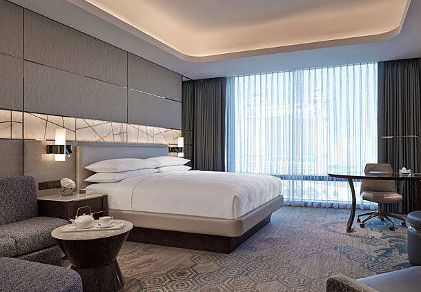 JW Marriott Macau Deluxe Room