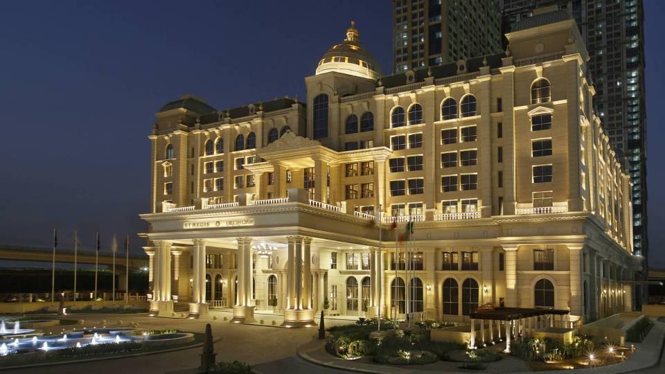 St. Regis Dubai Exterior