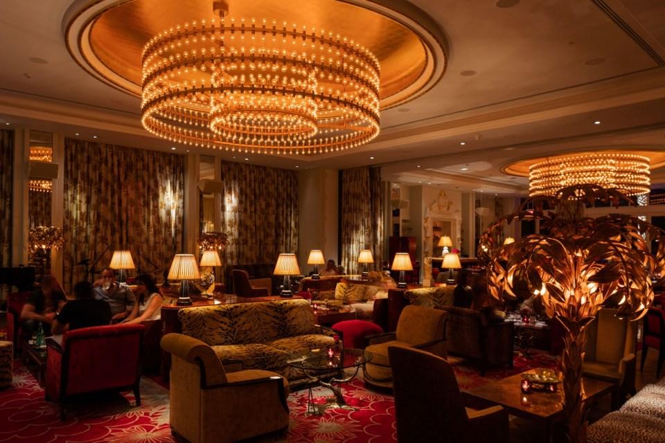 Faena Hotel Miami Beach Living Room