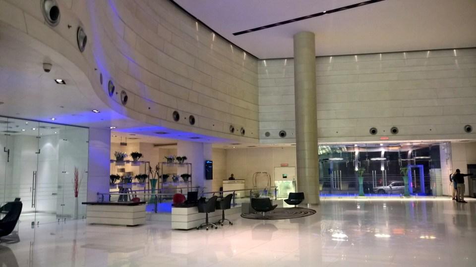 Le Méridien New Delhi Lobby