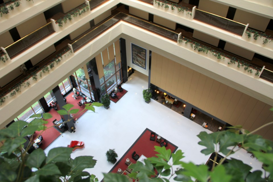 The Oberoi Mumbai Lobby