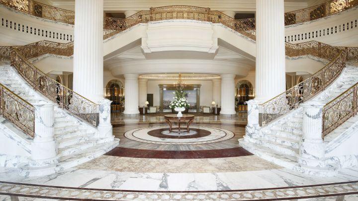 St. Regis Dubai Lobby