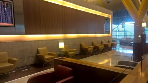 Iberia Dali VIP Lounge Madrid Buffet