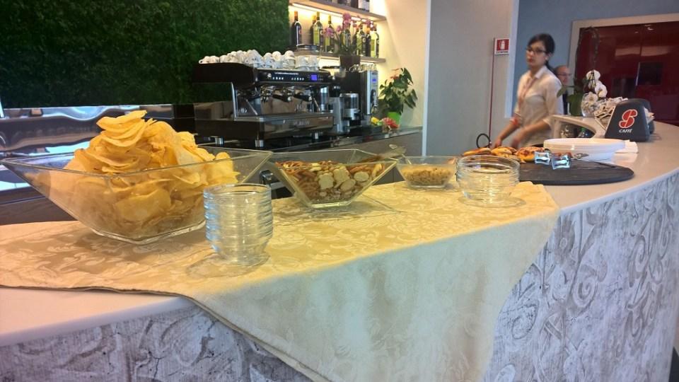 Marconi Business Lounge Bologna