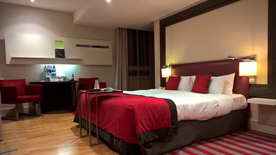 Mercure Warsaw Grand Deluxe Suite