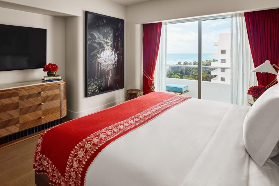 Faena Hotel Miami Beach Oceanview Room