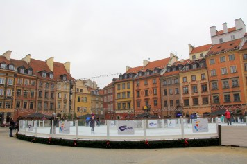 Historic Center Warsaw
