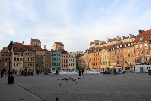Historic Center Warsaw