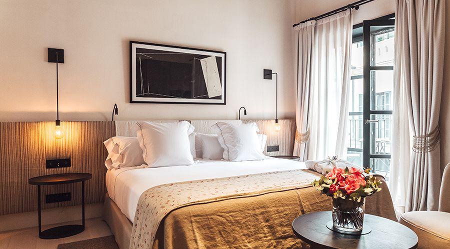 Sant Francesc Hotel Singular Mallorca Privilege Room