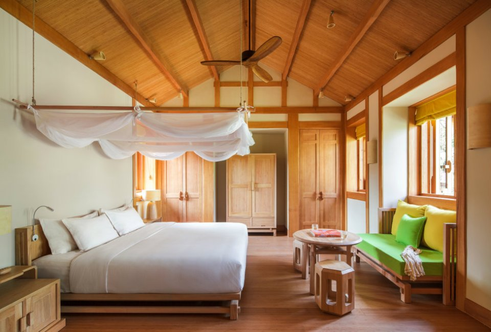Six Senses Qing Cheng Mountain Six Senses Suite