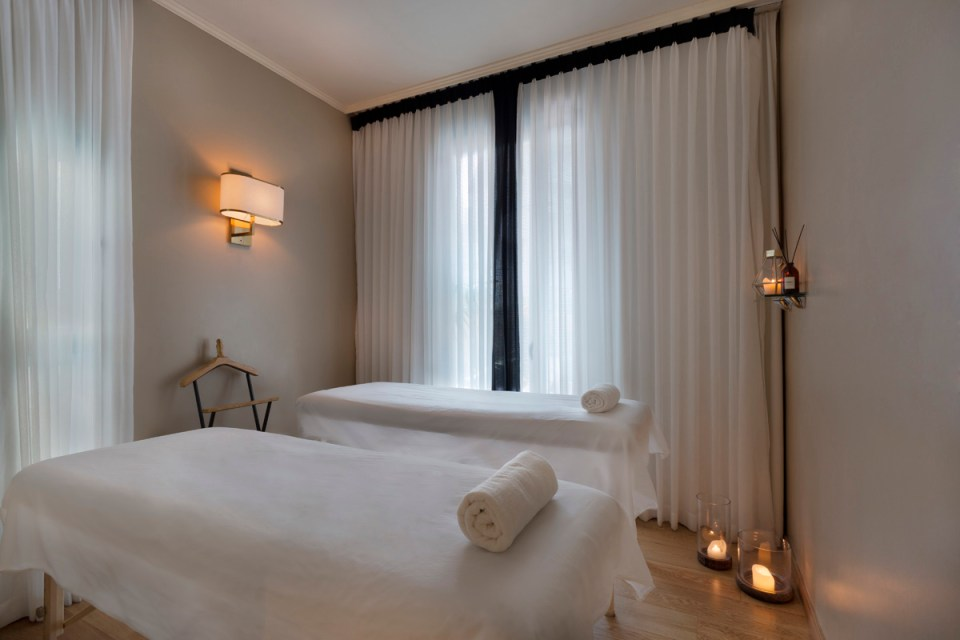 Brown Beach House Tel Aviv Spa