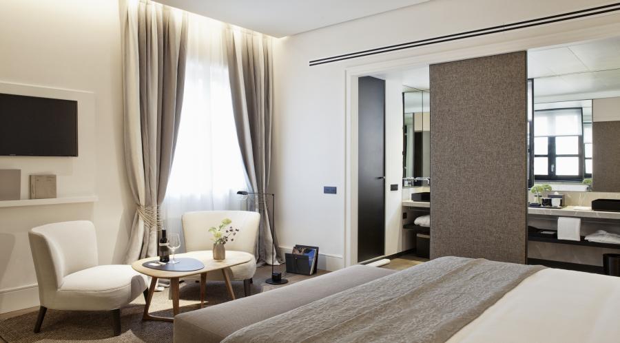 Sant Francesc Hotel Singular Mallorca Superior Room