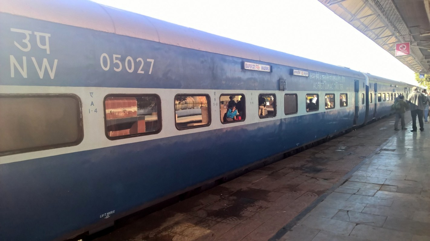 India Train First Class