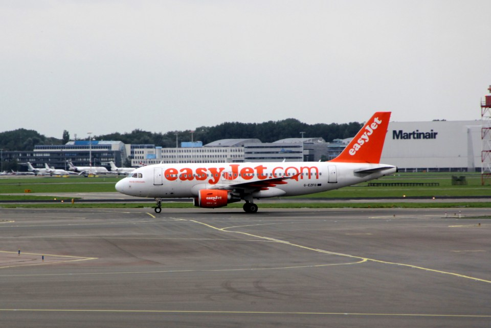 EasyJet is the most important carrier at Berlin Schönefeld Airport