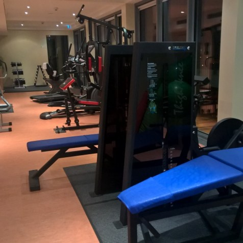 Holiday Inn Berlin Schönefeld Gym